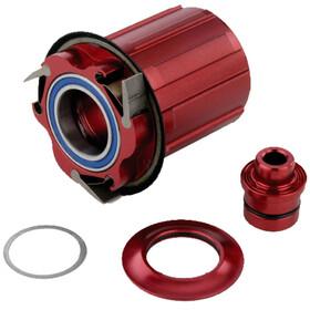 Zipp Frihjul Kit för V7 SRAM Shimano 10s röd